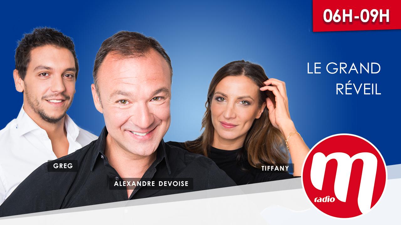 Alexandre Devoise devrait rejoindre Chérie FM après 4 saisons sur M Radio.
