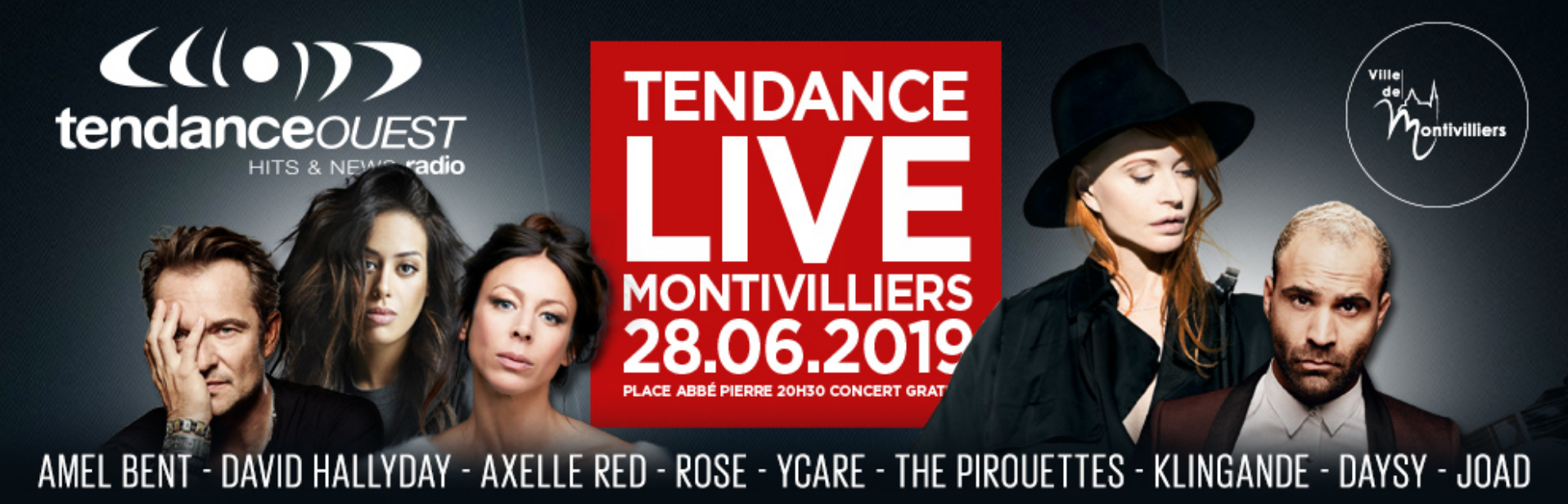 """Tendance Ouest : un """"Tendance Live"""" à Montivilliers"""