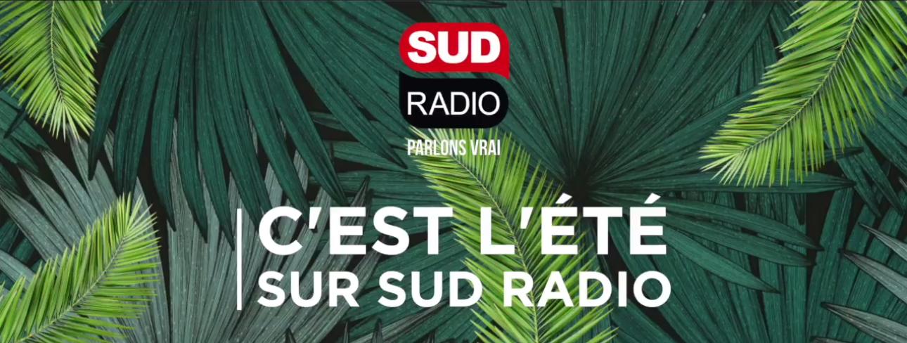 C'est aussi l'été sur Sud Radio