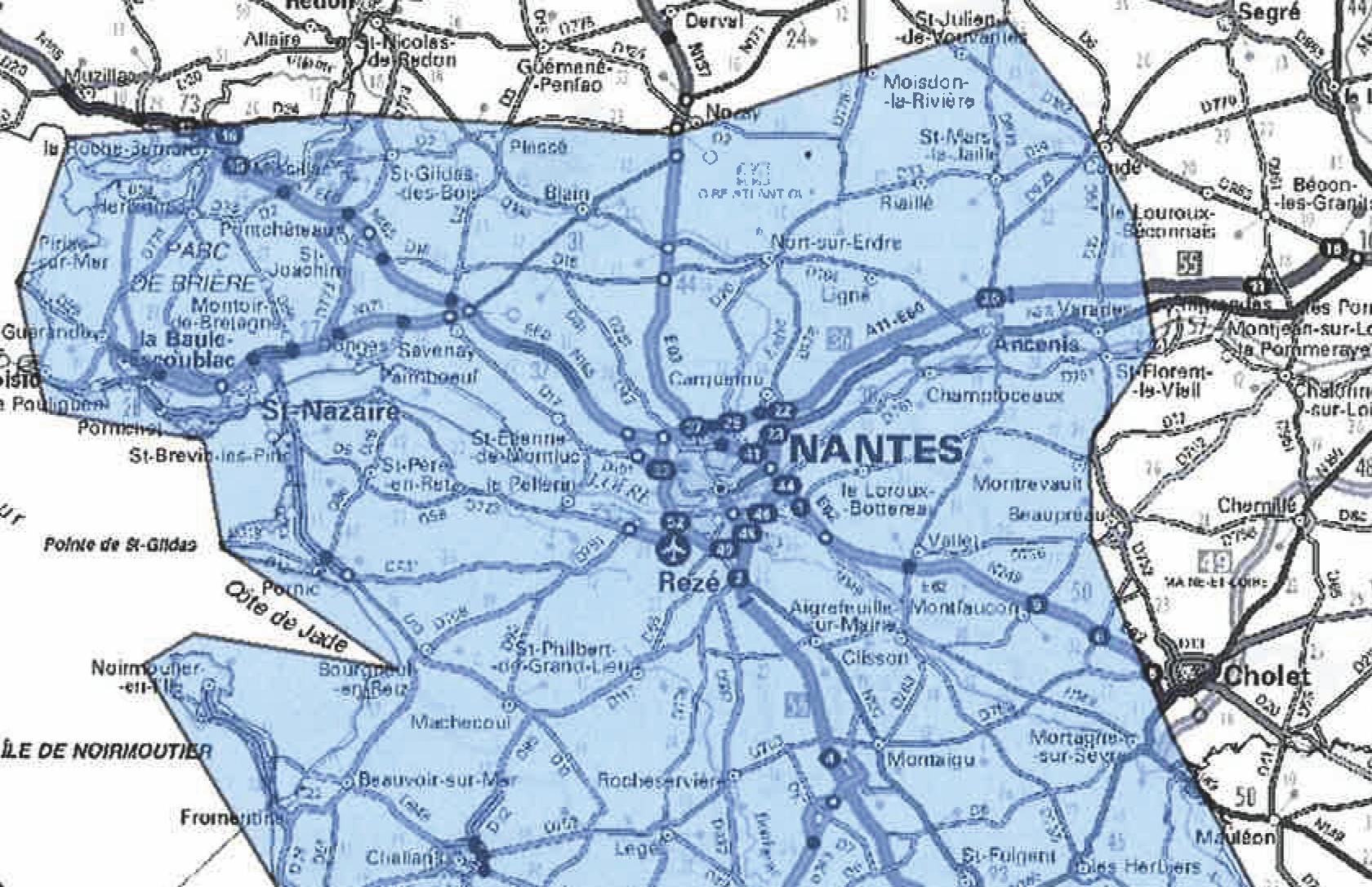 Radio Fidélité est déjà diffusée à Nantes (103.8), à Pornic (92.5), à Châteaubriant (97.2) et donc, dès demain, en DAB+ © CSA