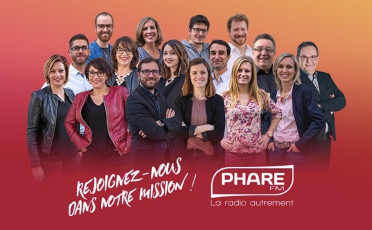 Phare FM : 130 000 euros pour renouveler ses programmes