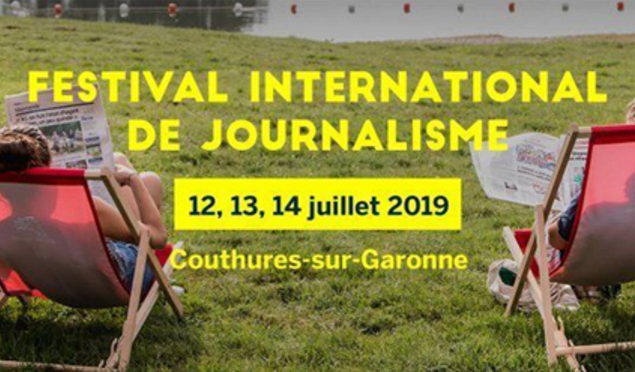 Une radio temporaire pour le Festival International de Journalisme - La Lettre Pro de la Radio