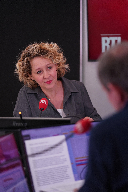 Alba Ventura, dès le 26 août, pour l'interview de 07h45 © Nicolas Gouhier / Sipa Press