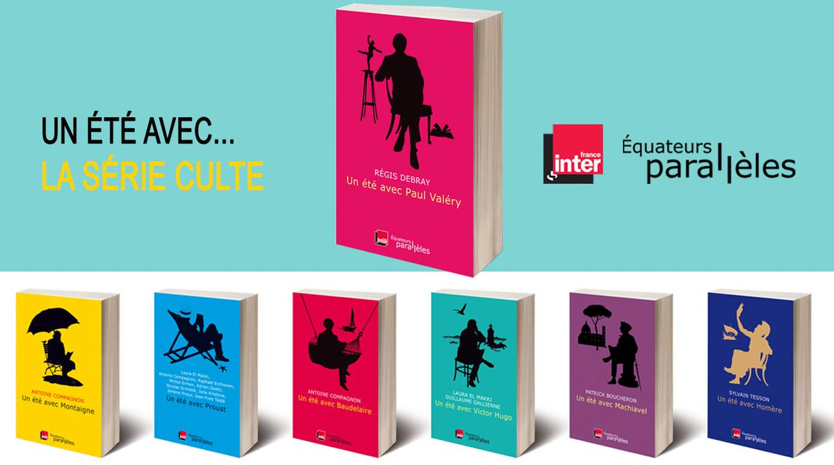 Un ouvrage issu de la collection estivale best-seller France Inter / Equateurs Parallèles.