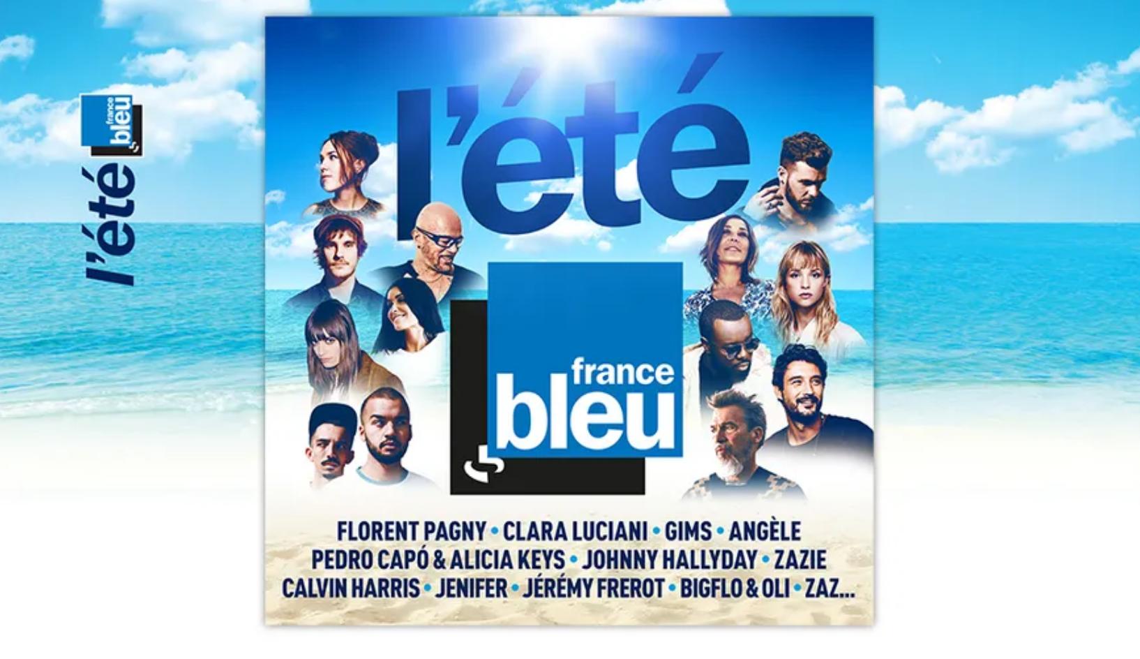 Une nouvelle compilation pour France Bleu