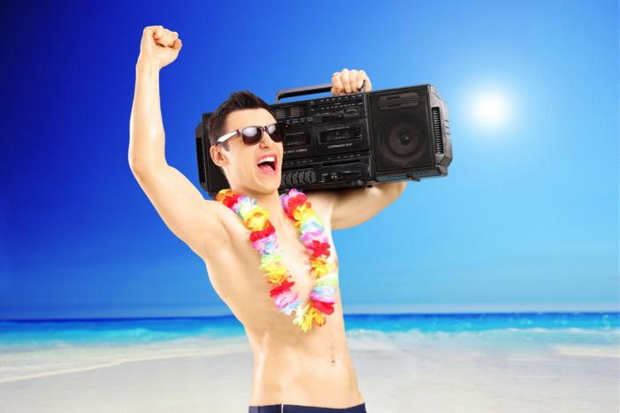 Des arguments pour vendre de la pub radio en été