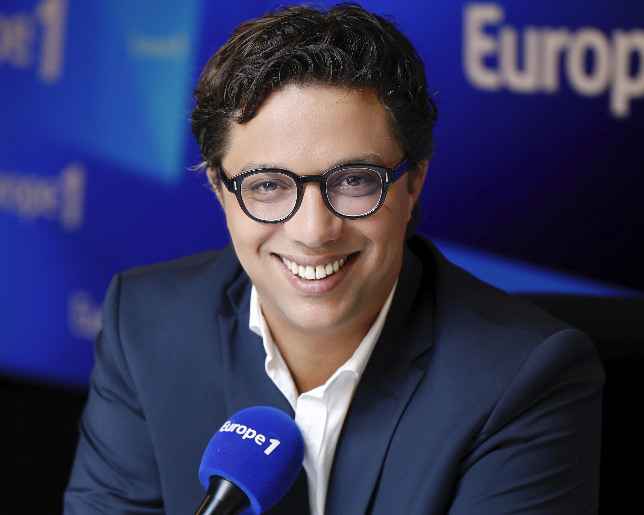 "Matthieu Belliard : ""La matinale d'Europe 1 ? Ça ne se refuse pas !"""