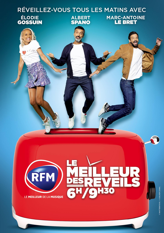 """RFM : une campagne autour du """"Meilleur des Réveils"""""""