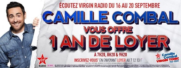 Virgin Radio va offrir un an de loyer à un auditeur