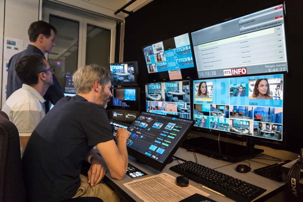 Une diffusion assurée diffusés sur le site web, sur les réseaux sociaux et surtout en télévision