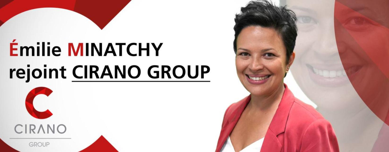 La Réunion : Émilie Minatchy rejoint Cirano Group