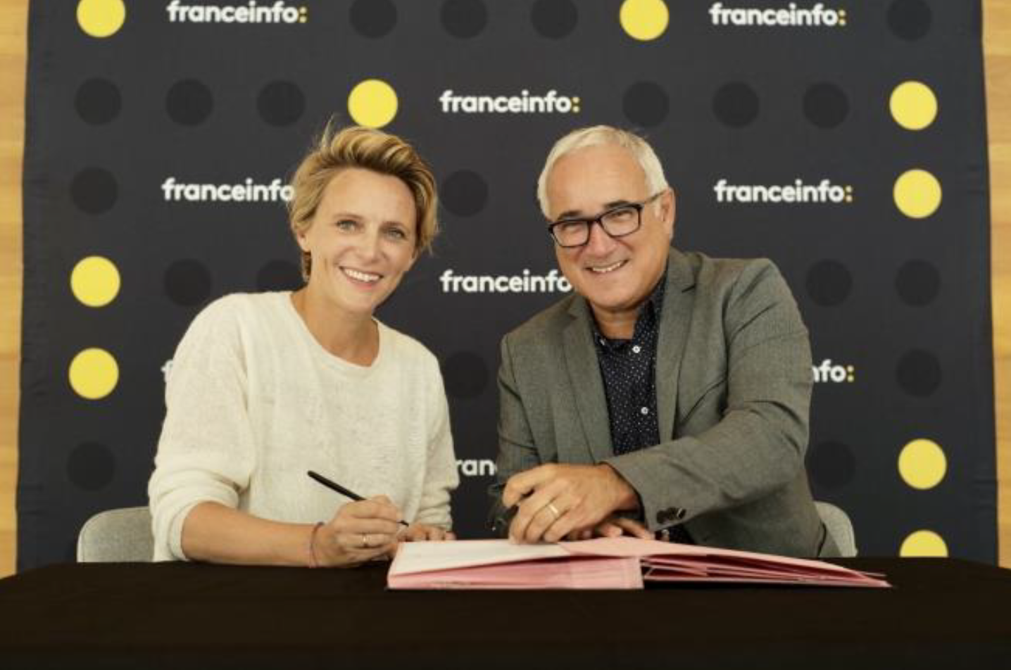 franceinfo et le CFJ en partenariat pour renforcer la Cellule Vrai du Faux