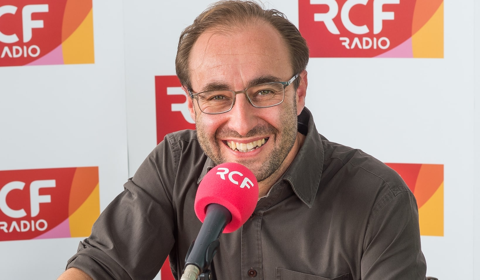 """""""Au-delà du numérique, les gens ont besoin de proximité"""", estime Philippe Lansac, directeur de l'animation du réseau RCF. © D.R."""