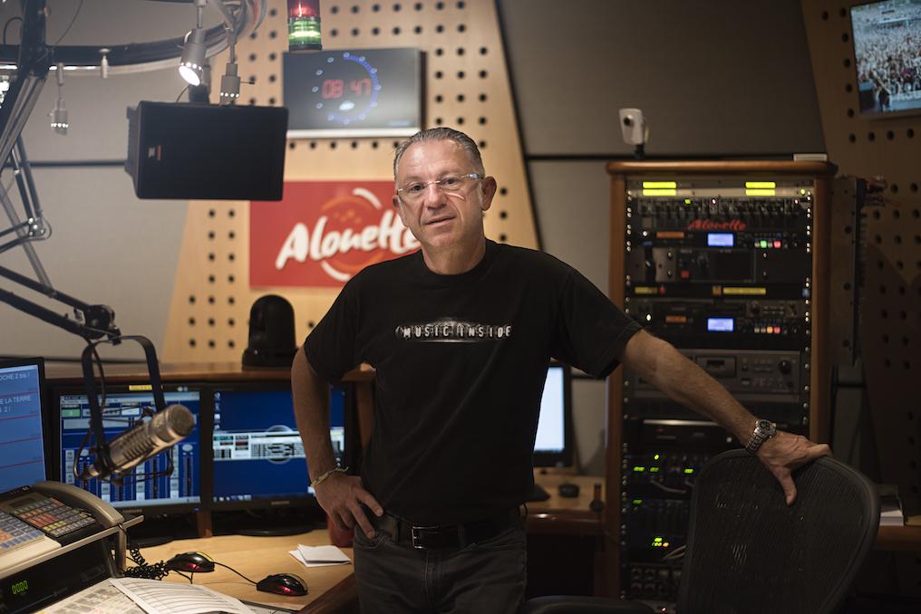 """Après 17 saisons passées en tant que directeur d'antenne et des programmes, Sébastien Lebois quittera Alouette le 4 octobre prochain """"pour d'autres horizons""""."""