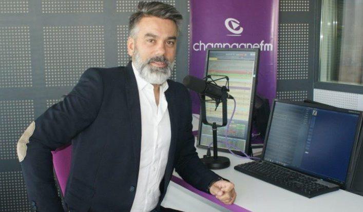 Jérôme Delaveau dirigeait Champagne FM depuis 6 ans.