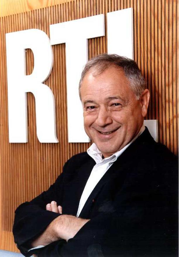 Eugène Saccomano restera l'une des grandes figures de RTL