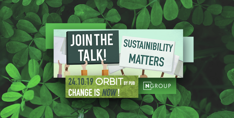En Belgique, NGroup soutient l'événement ORBIT by Pub