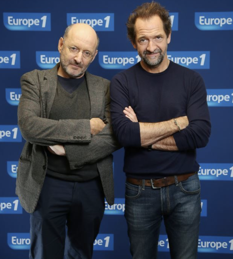 """""""Les radoteurs"""" arrivent sur Europe 1"""