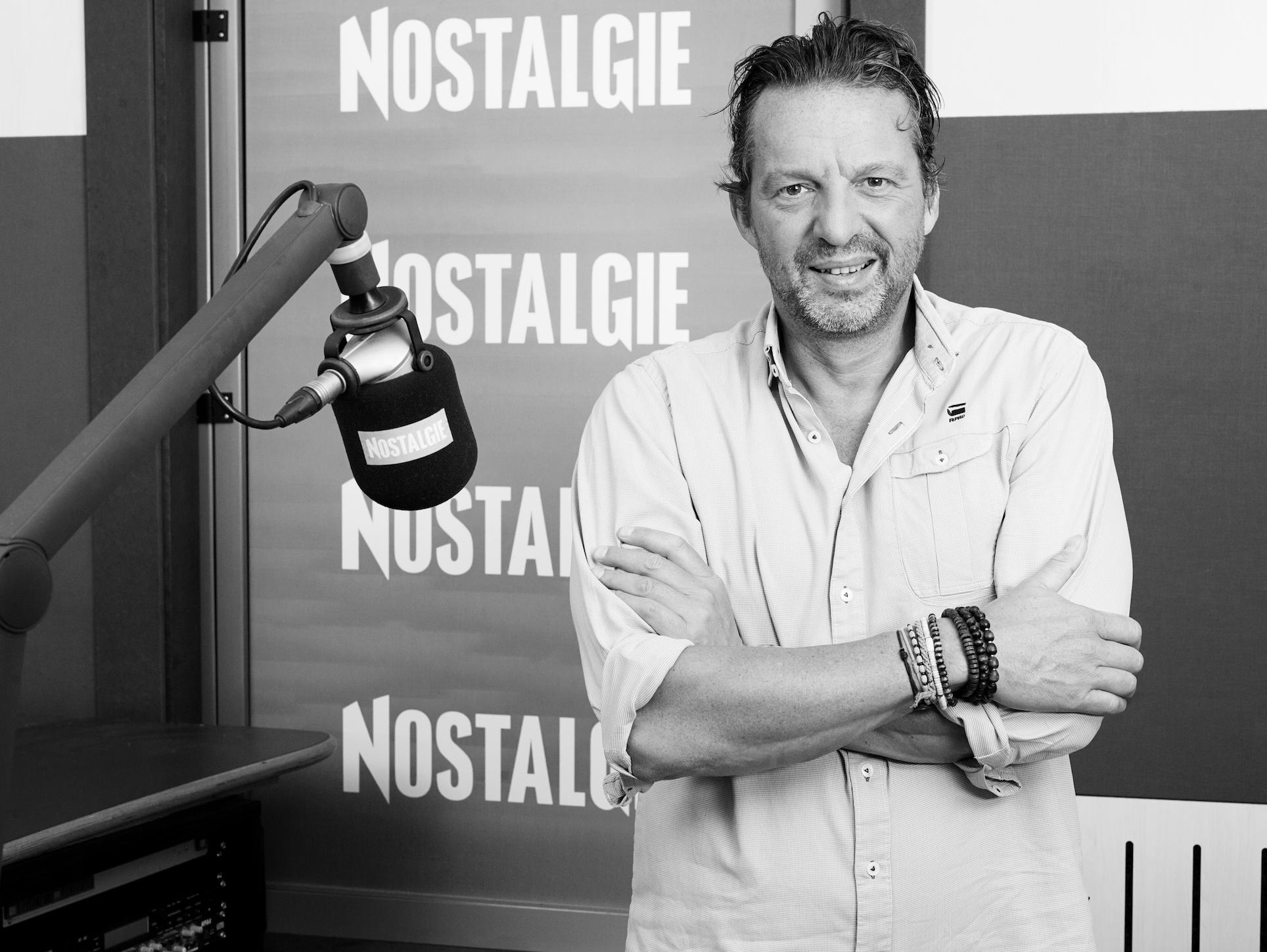 """""""Dépasser les 17% de parts de marché en 12+, c'est magique"""" a indiqué  Frédéric Herbays, directeur des programmes de Nostalgie Belgique."""