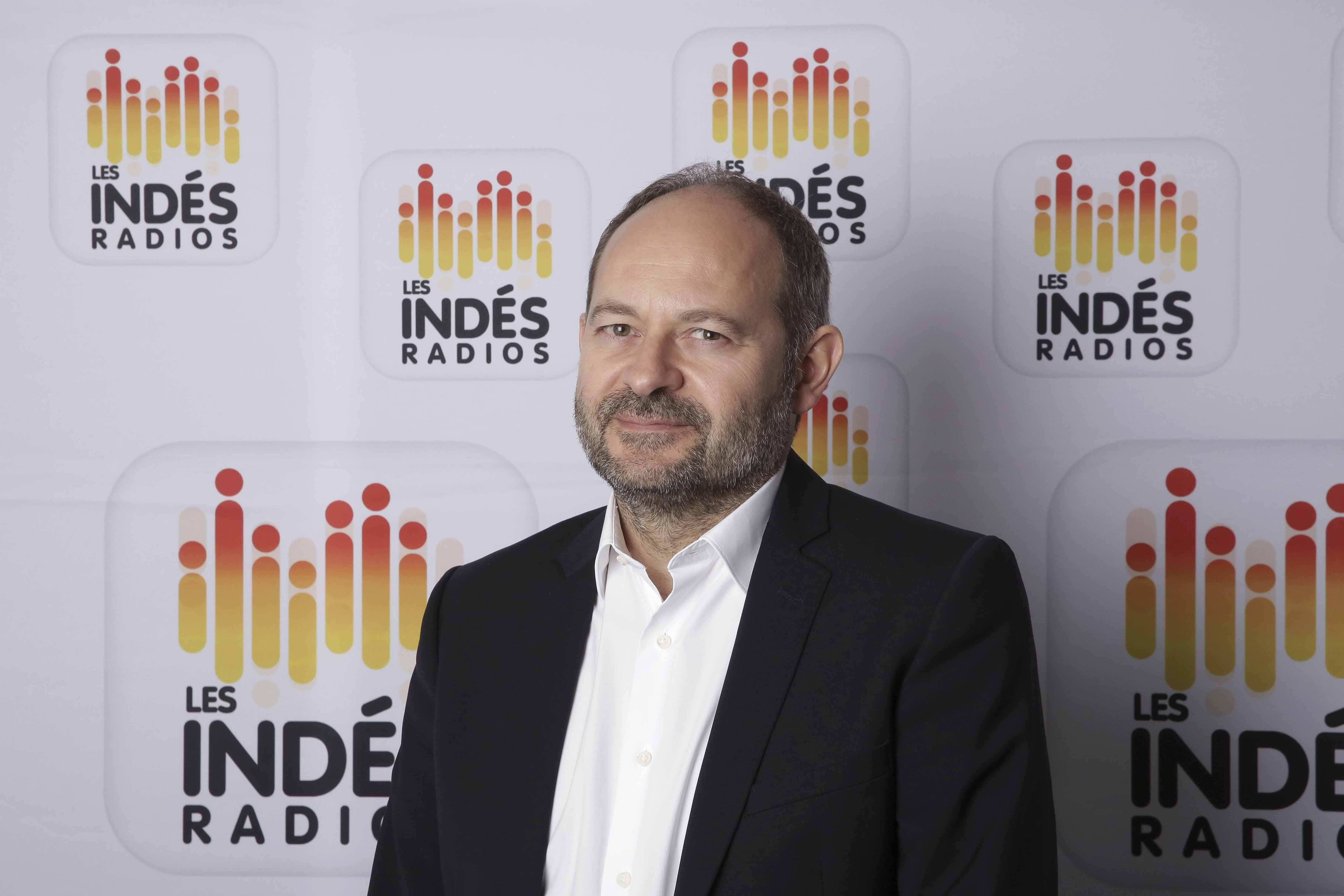 """""""Nous allons effectuer de nouveaux lancements"""" dixit Jean-Éric Valli qui préside Les Indés Radios réunissant 131 stations."""