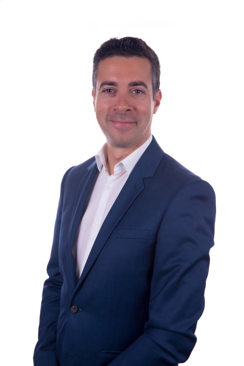 Nicolas Pavageau, 40 ans, devient le directeur du pôle radio du Groupe Rossel La Voix. © Contact FM.