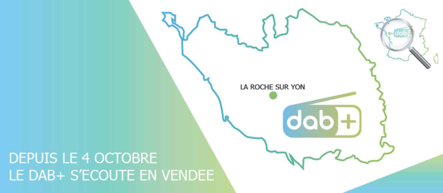 DAB+ : l'émetteur de La Roche-sur-Yon en marche