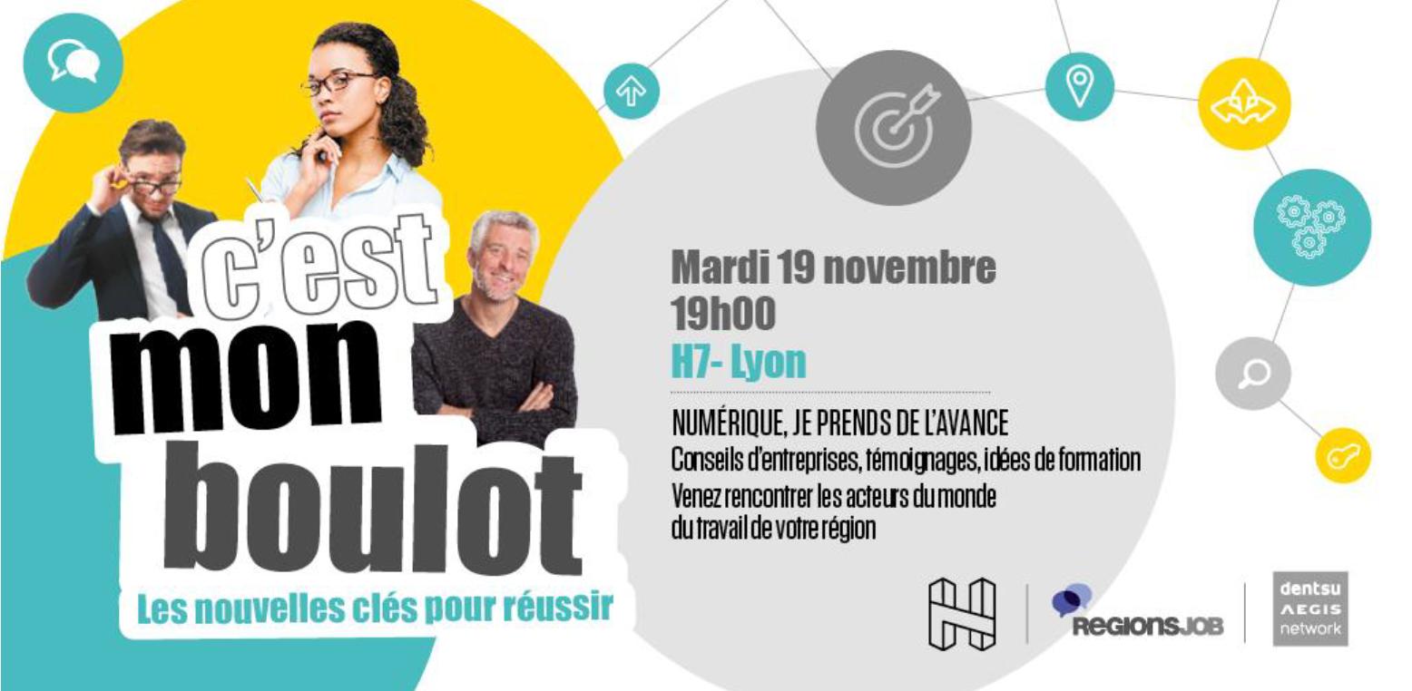 """franceinfo : l'opération """"C'est mon boulot"""" à Lyon"""