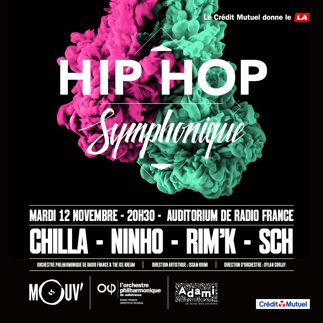 """Mouv' prépare son """"Hip Hop Symphonique"""""""