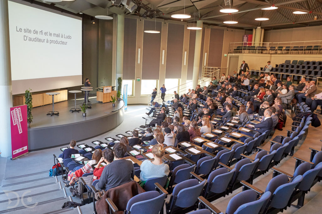 L'édition 2019 de l'Atelier Radiophonique Romand en 2019 à Neuchâtel