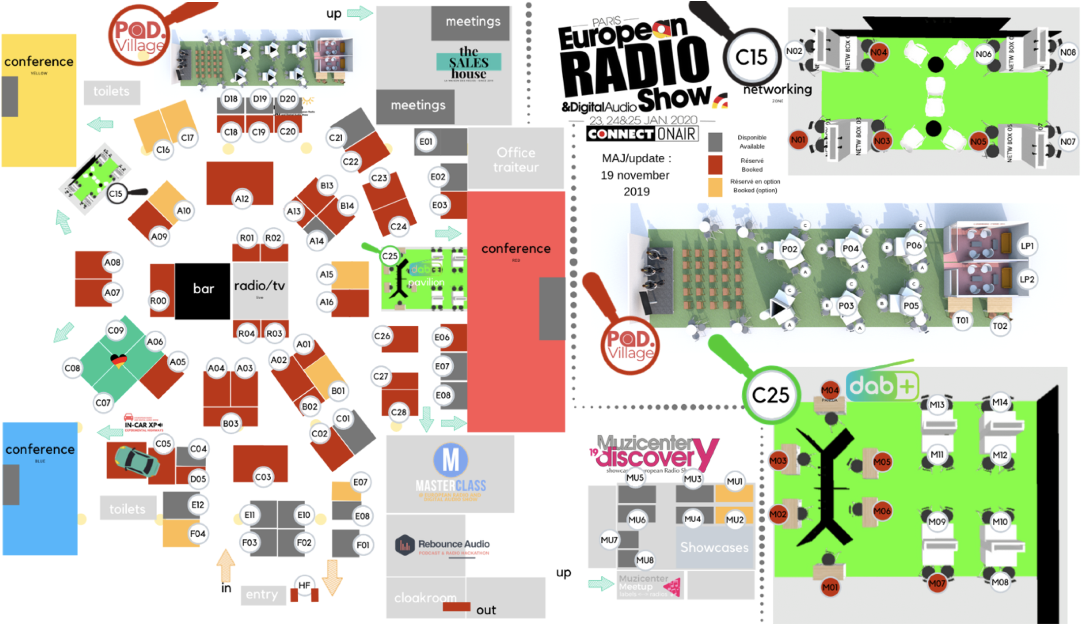 Le Salon de la Radio 15 dévoile ses nouveautés
