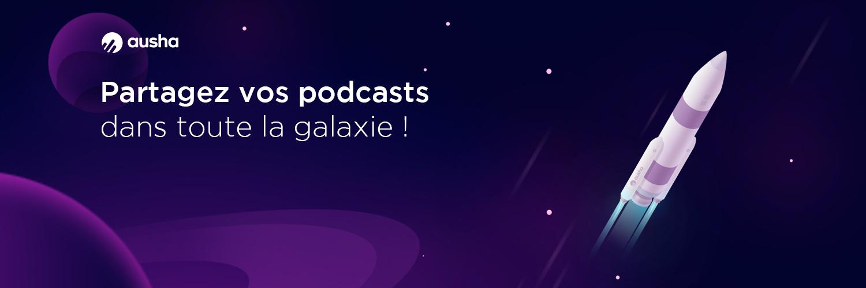 Ausha intègre eStat Podcast développé par Médiamétrie