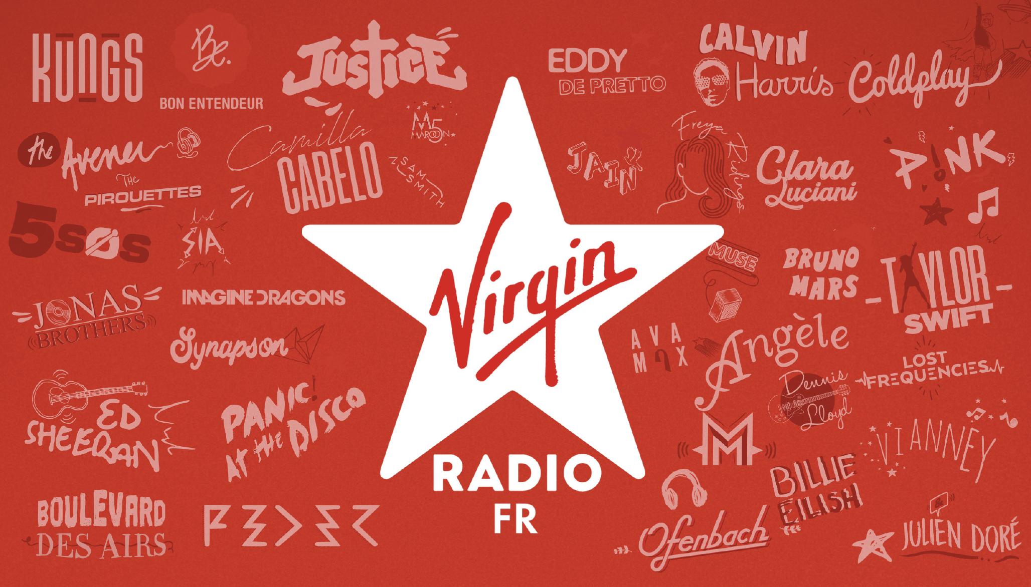 Virgin Radio seule radio musicale à progresser en Île-de-France