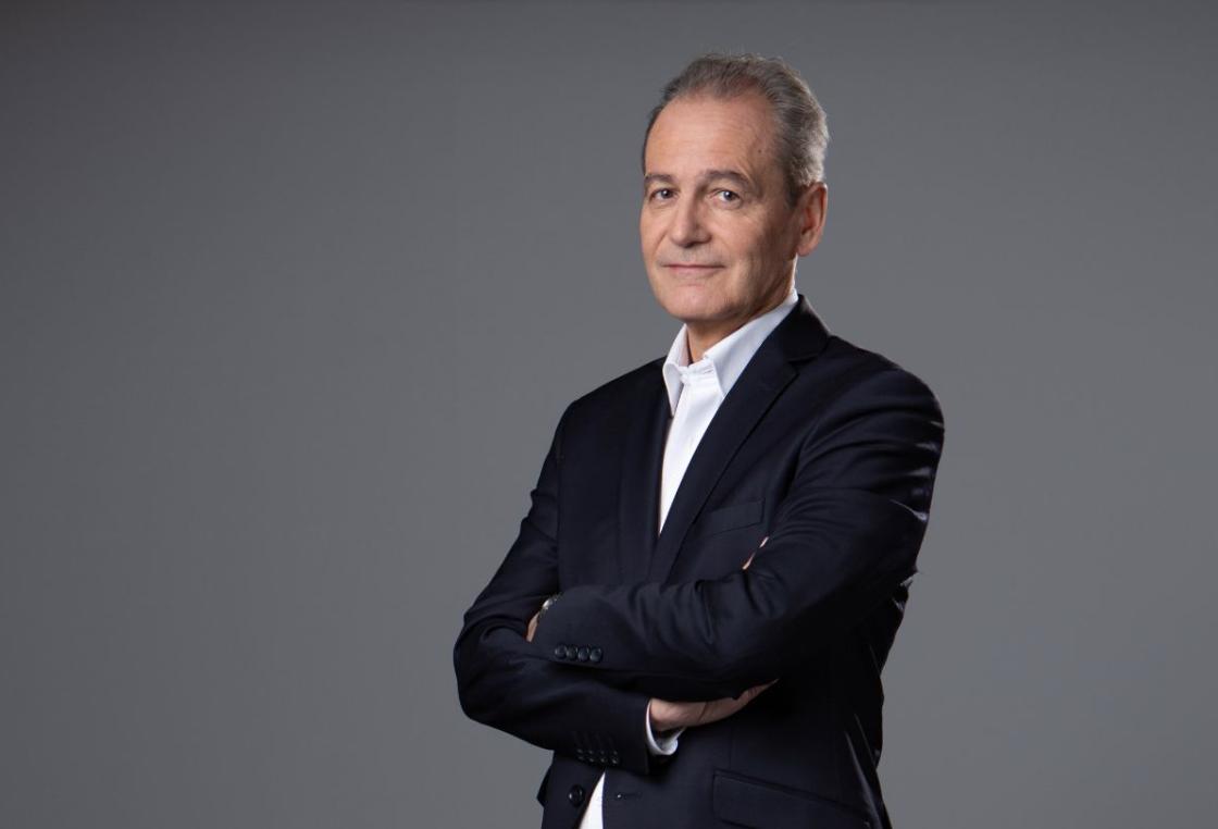 """""""La création de ce pôle international répond pleinement à la mission de service public"""" a expliqué André Crettenand responsable du projet pour la RTS"""