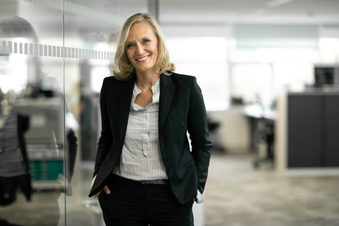 Marie Renoir dirige Lagardère Publicité News.