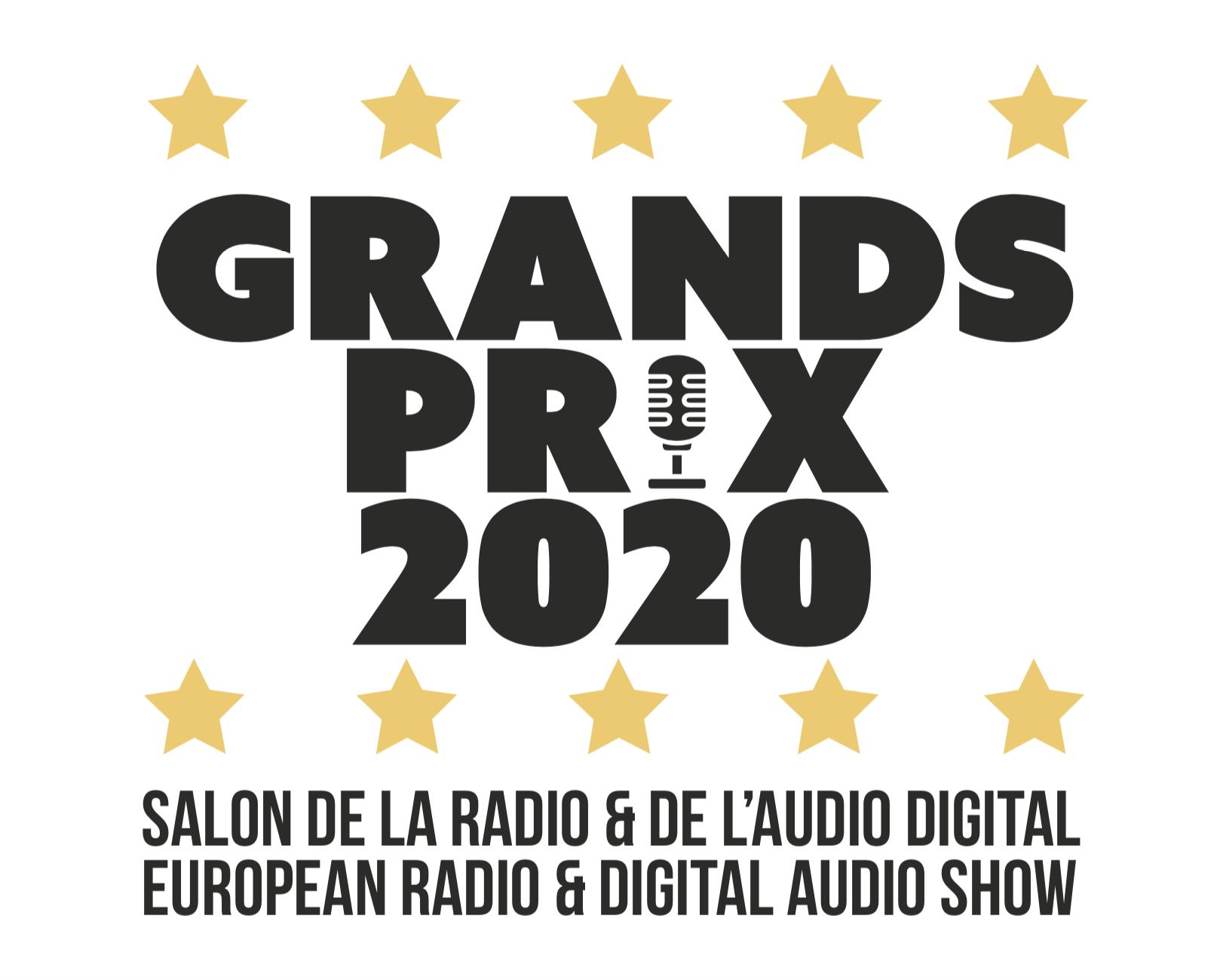 Inscrivez-vous aux Grands Prix Radio 2020