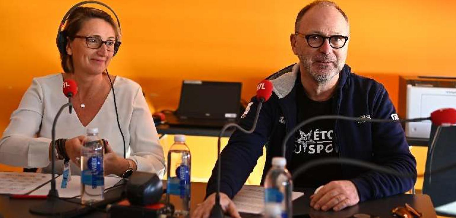 """RTL diffusera """"Les Grosses Têtes du Sport"""""""