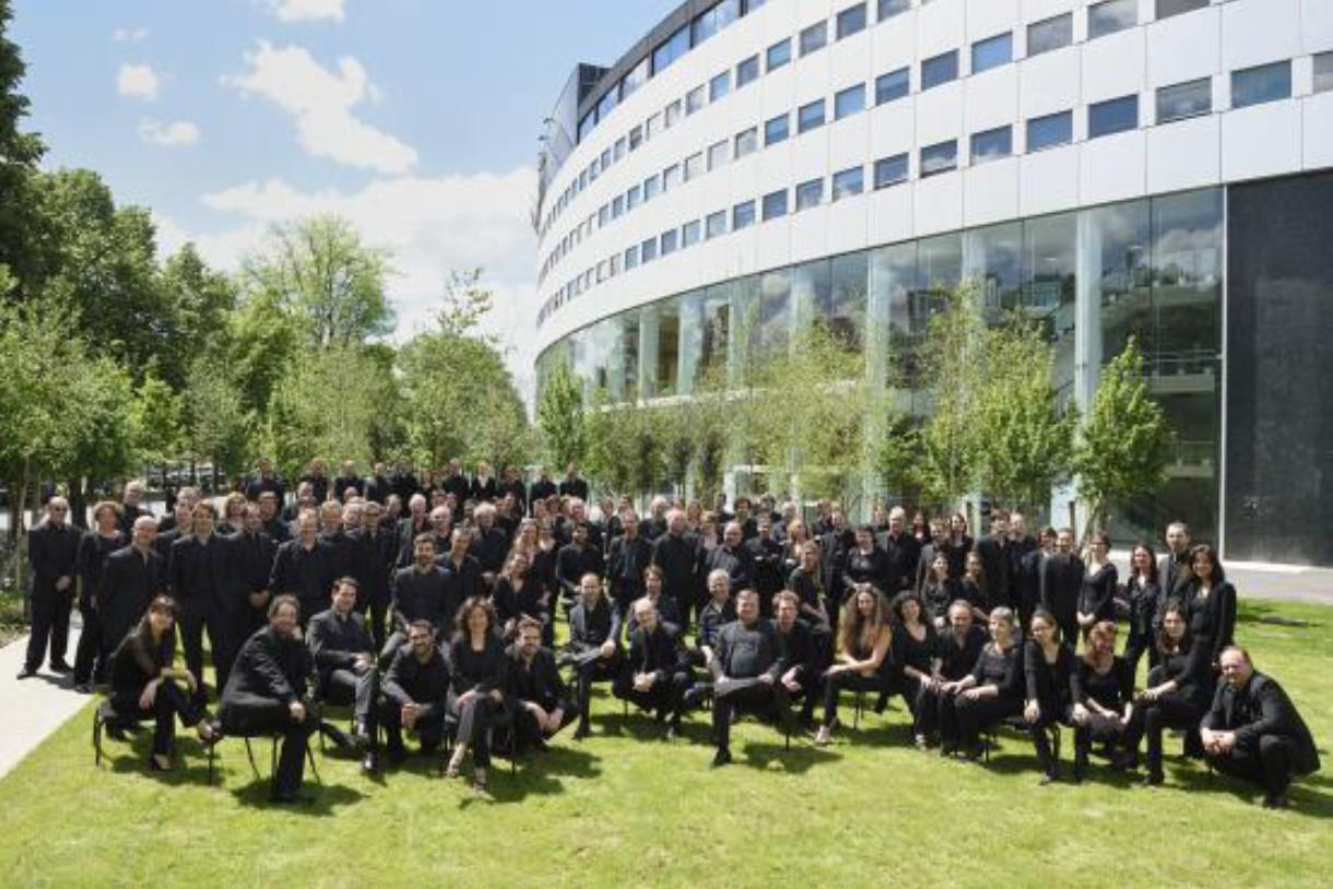 L'Orchestre Philharmonique de Radio France © Radio France / Christophe Abramowitz