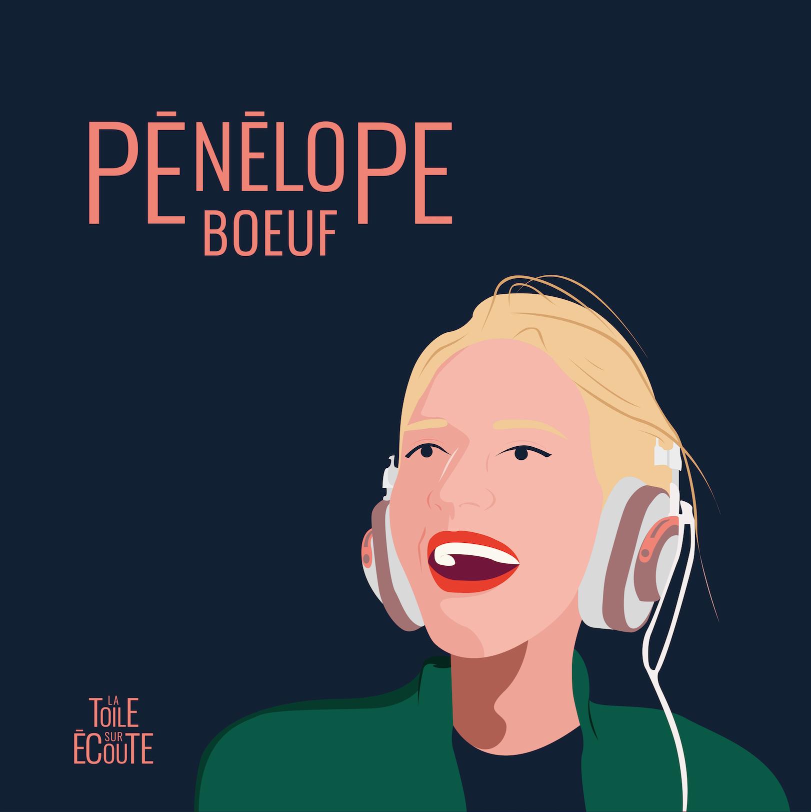 Pénélope Bœuf, podcasteuse indépendante, dépasse le million de téléchargements