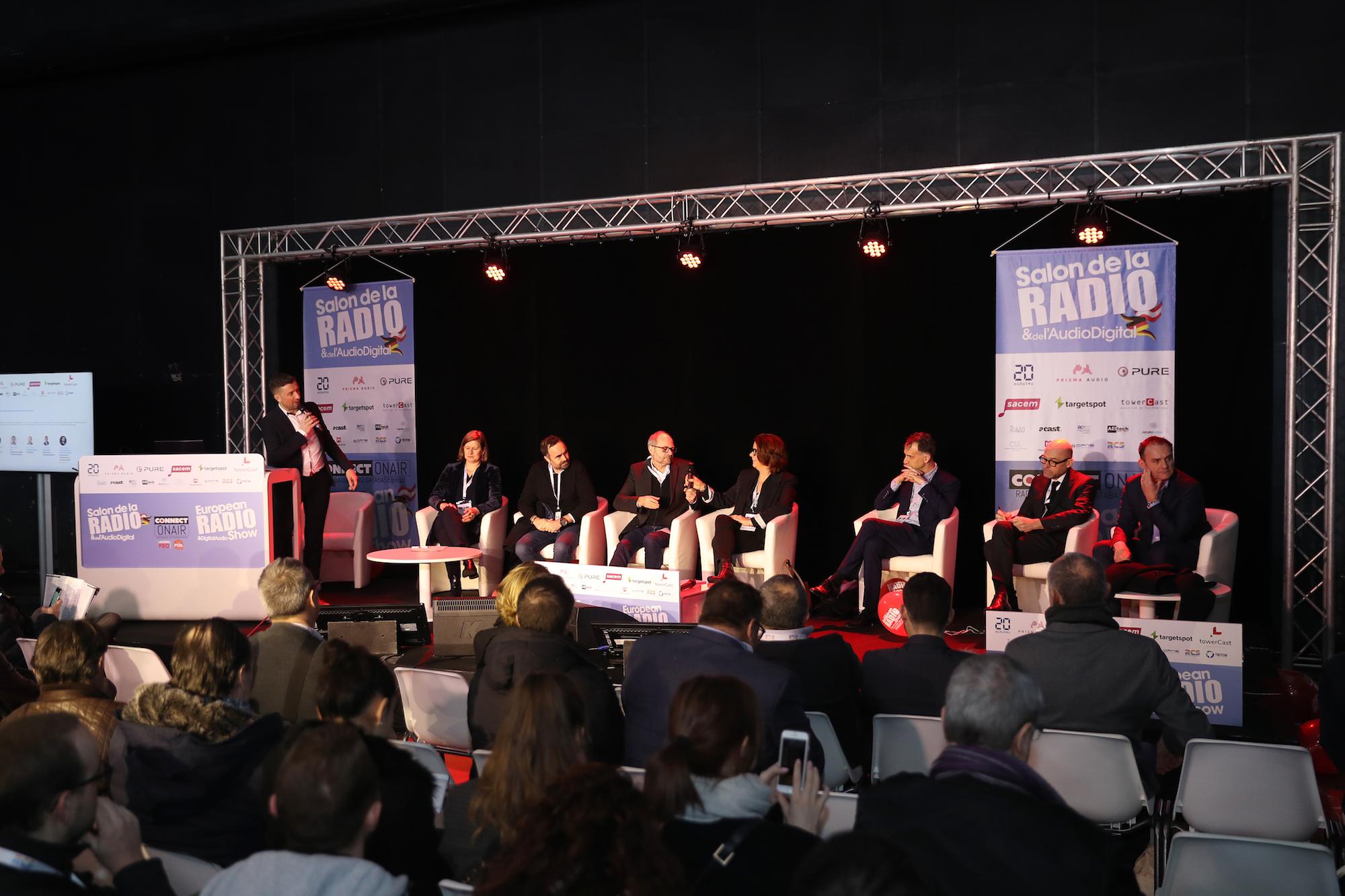 Comment enchanter les auditeurs ? De NRJ à RFI, d'Europe à RMC, les dirigeants des stations ont partagé leurs expériences et leurs espérances