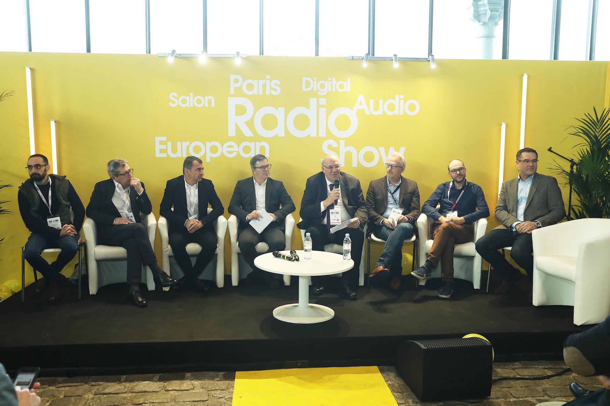 Le DAB+ : cette nouvelle technologie a notamment été mise en avant par Nicolas Curien du Conseil supérieur de l'audiovisuel