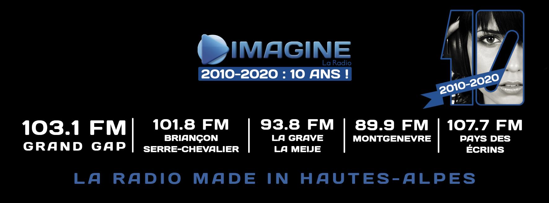 """Un nouveau """"Pop Song Live"""" avec Imagine La Radio"""