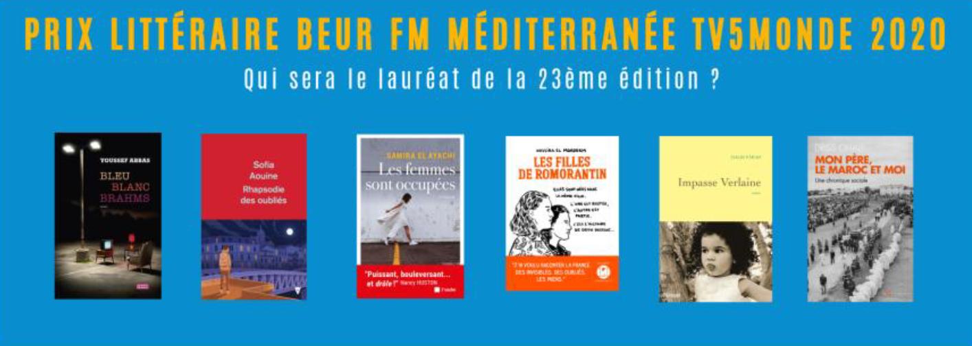 Beur FM décerne son prix littéraire avec TV5Monde
