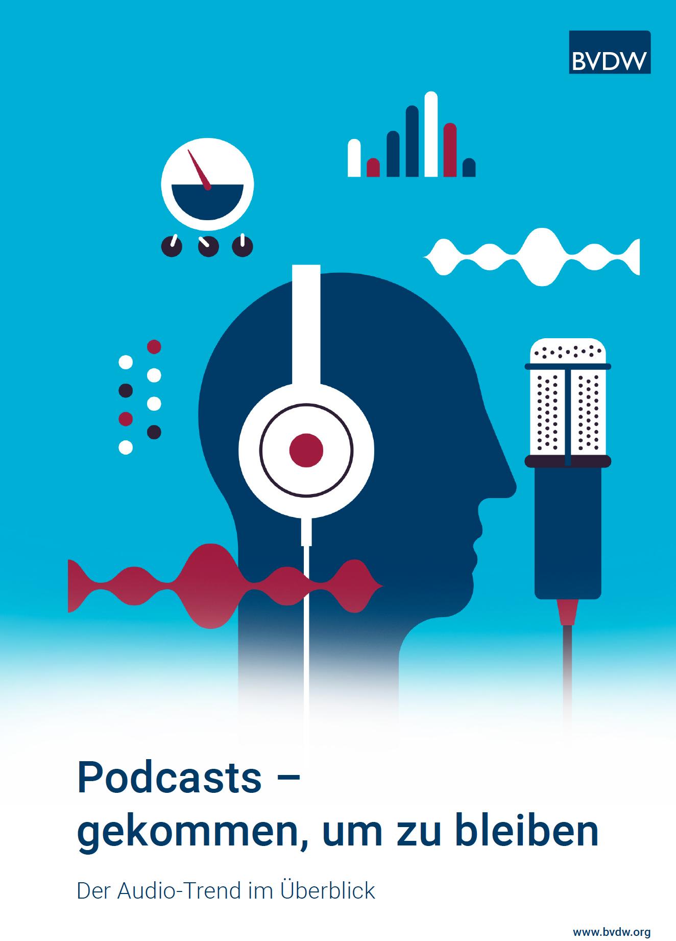 Un Livre Blanc du podcast en Allemagne