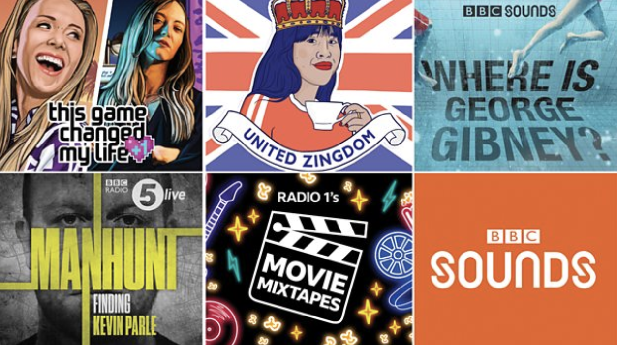 BBC Sounds lance des nouveaux podcasts et programmes musicaux