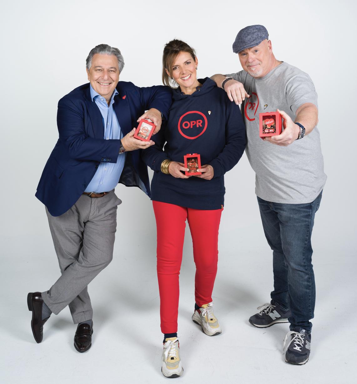 """Christian Clavier, parrain des """"Pièces Rouges"""" de Bel RTL"""