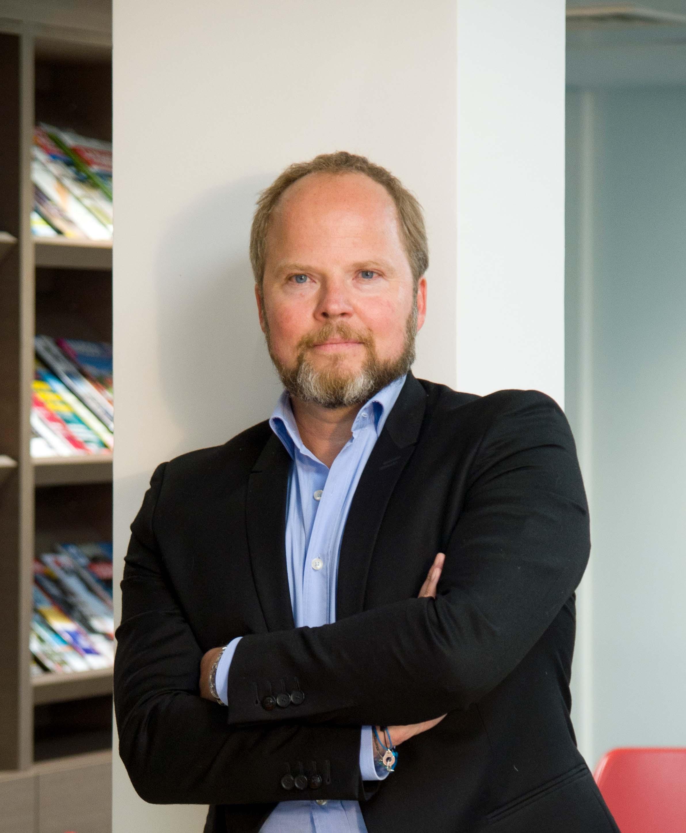Jean-Paul Dietsch, nouveau directeur général adjoint de l'ACPM. © D.R.