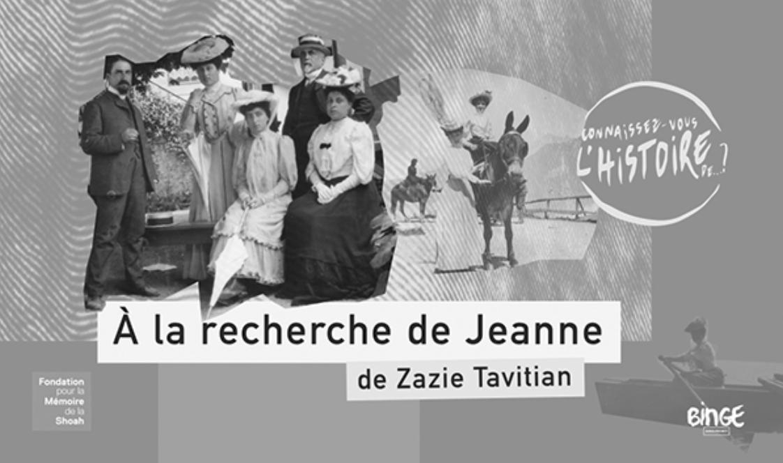 Binge Audio lance une série narrative de Zazie Tavitian