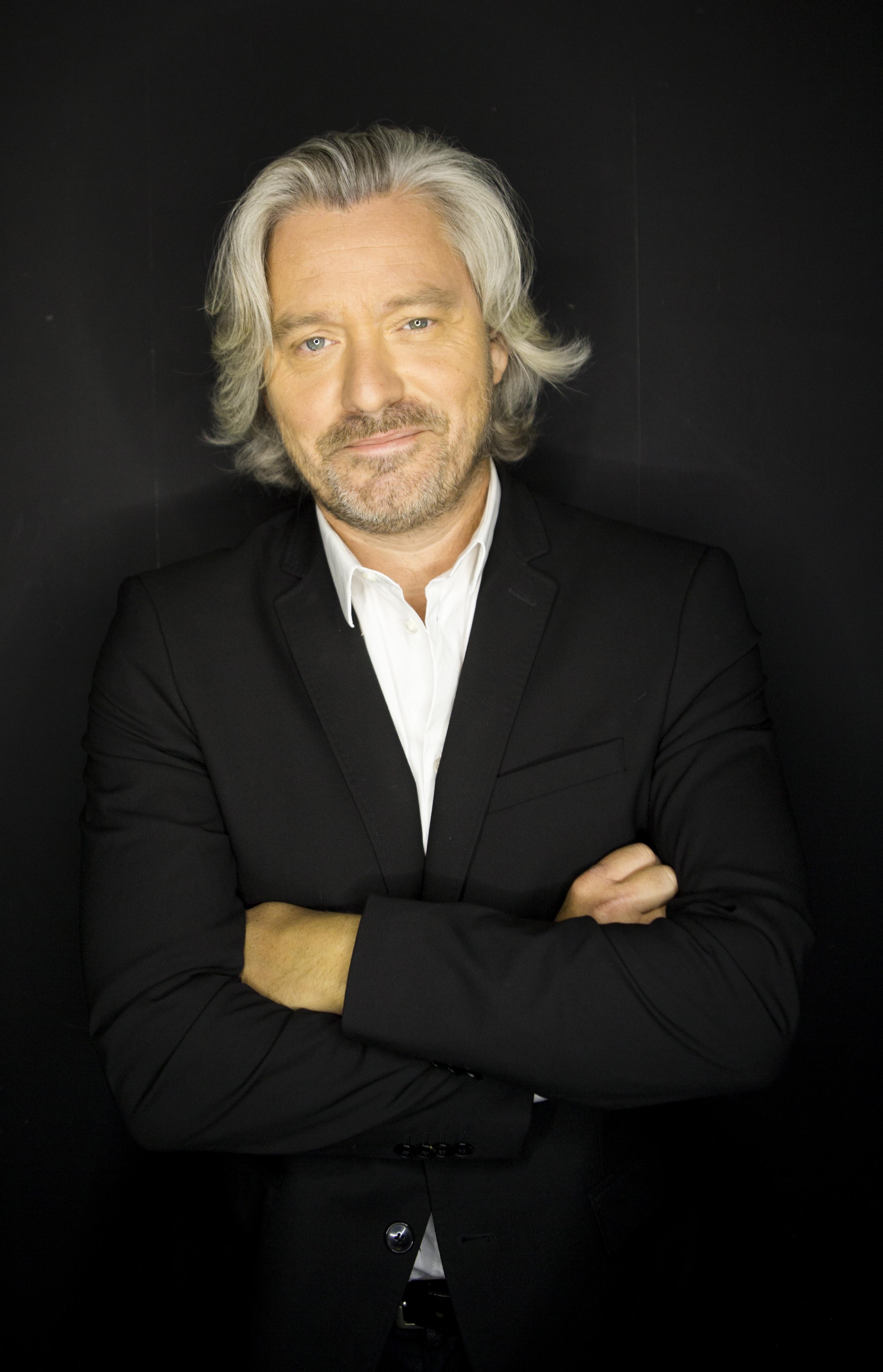 """Stéphane Bosc est le directeur délégué de RFM, la radio du """"Meilleur de la Musique"""". © Guilhem Canal/RFM."""