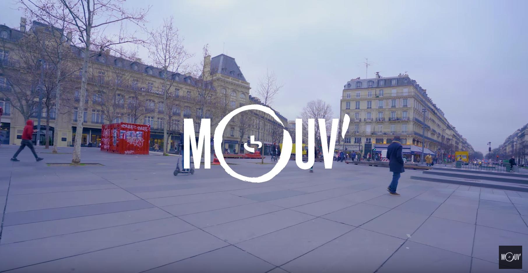 Mouv' : une nouvelle série vidéo dédiée aux nouveaux sports olympiques