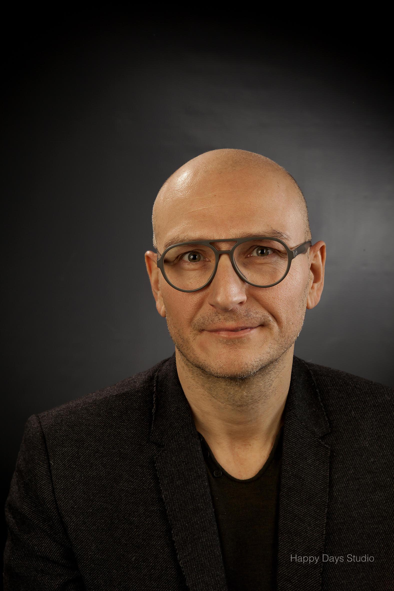 Hervé Cocto, directeur de MMC et de L'Agence du Podcast.